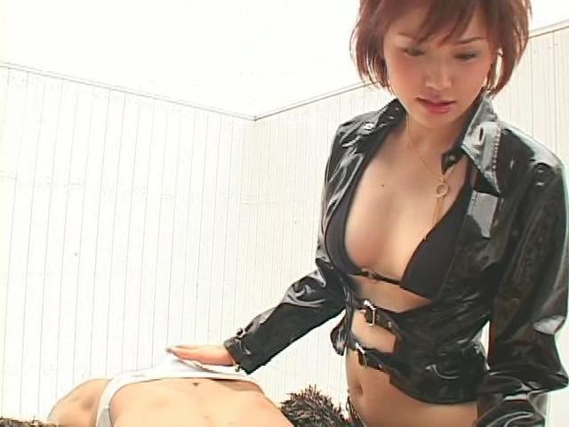 GLAMOROUS LIP 舐めまくり口淫唾液痴女 08 松野ゆい