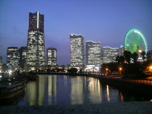 yokohama_night